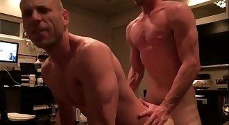 BIGCMEN JARED FUCKS HIS DADDY GOOD