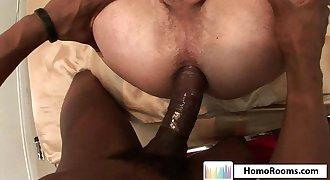 Homorooms Black Dick Doing